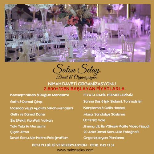 Düğün Salonu Fırsatları